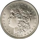 UNITED STATES MORGAN DOLLAR -  (1878 - 1921)